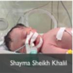 shayma sheikh khalil
