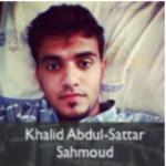 khalid abdul sattar sahmoud