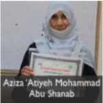 aziza atiyeh mohammad abu shanab