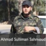 ahmad sulliman sahmoud