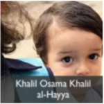 khalil osama khalil al hayya